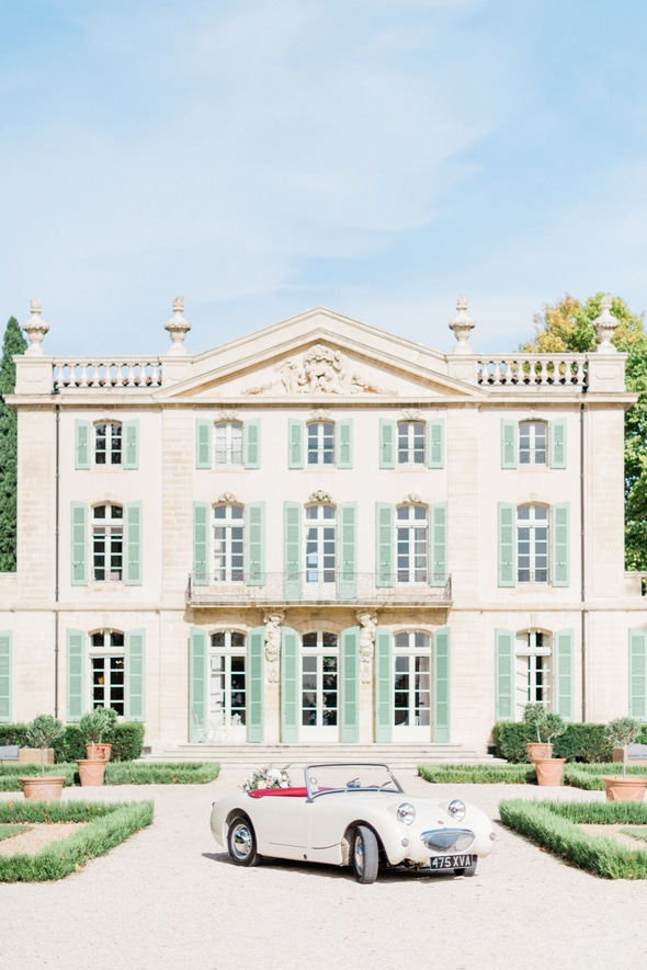 château tourreau sarrians