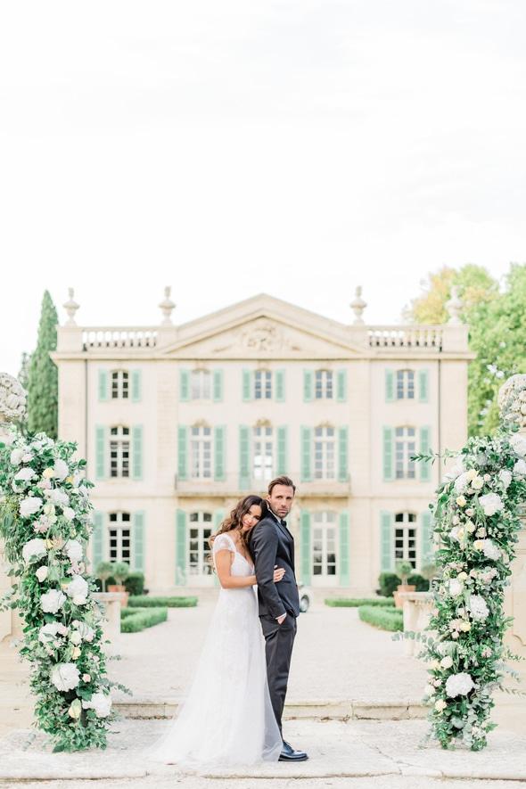 château de Tourreau séance couple