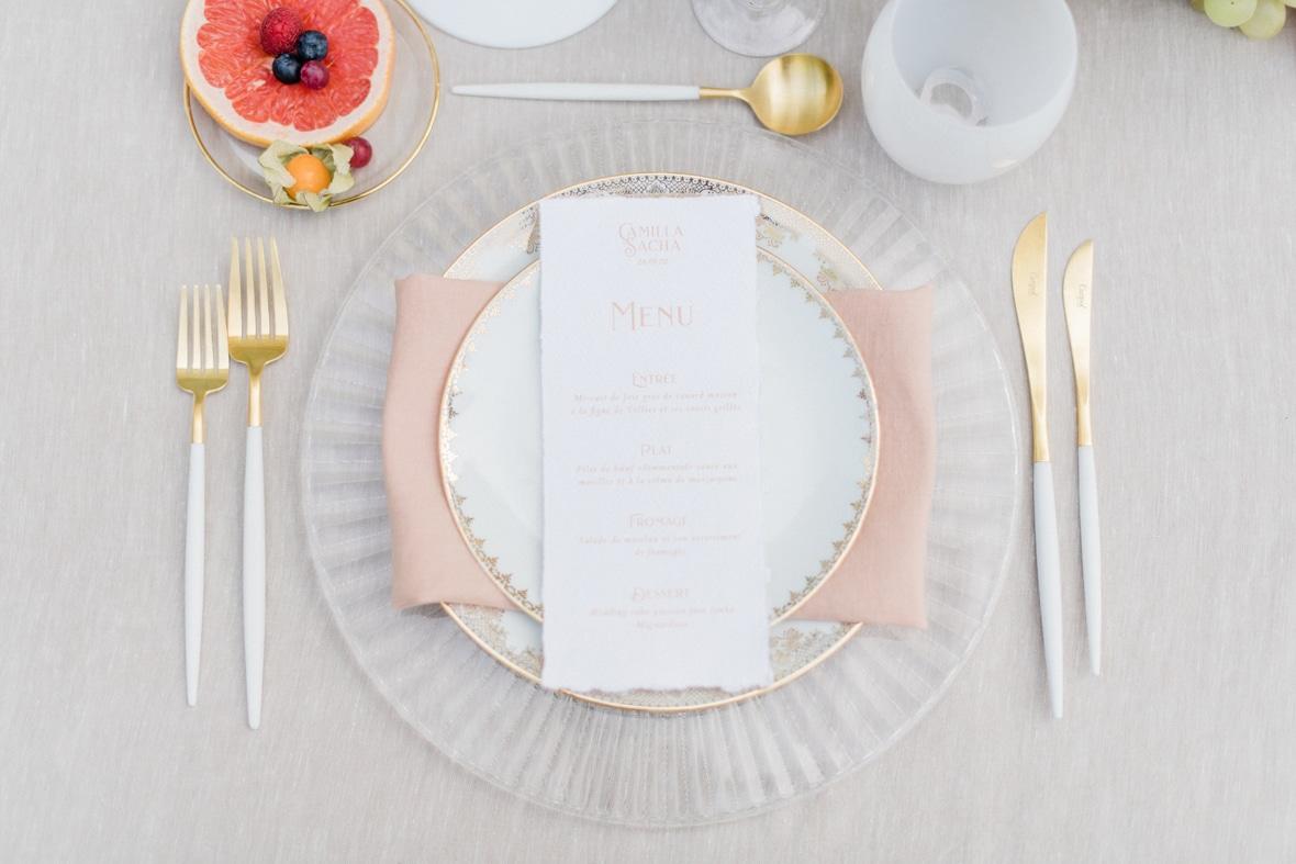 design de table