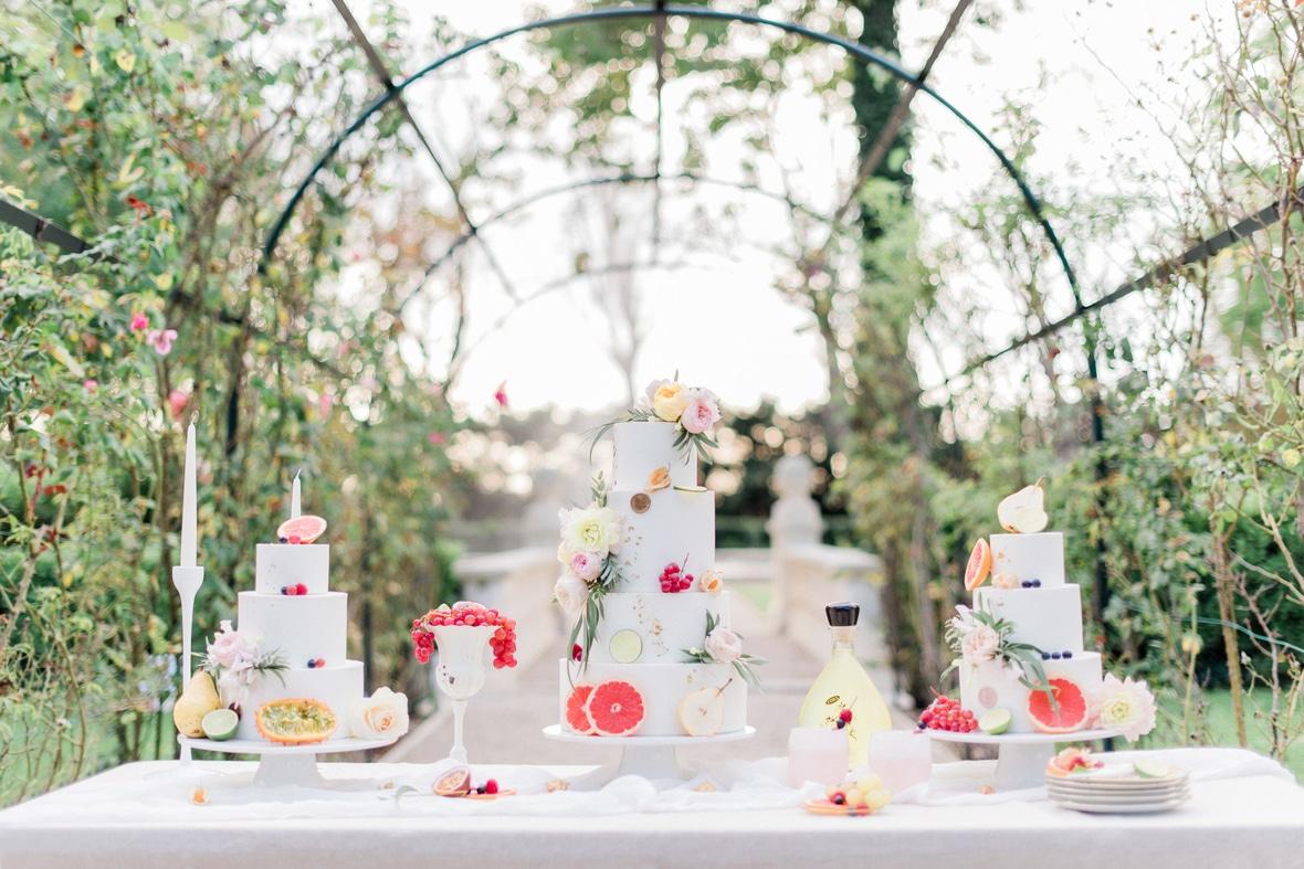 wedding cake design